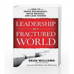 Leadership for a Fractured World by Dean Williams Book-9781626566835
