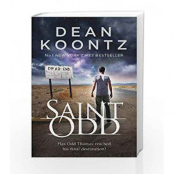 Saint Odd by Dean Koontz Book-9780007520169