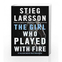 The Girl who Played with Fire - Book 2: 2015-06-08 (Millennium Series) by Stieg Larsson Book-9780857054159