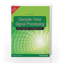 Discrete-Time Signal Processing, 3e by Oppenheim Book-9789332535039