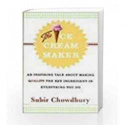 The Ice Cream Maker by Subir Chowdhury Book-9780385519779