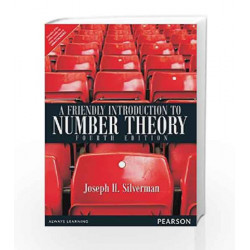 A Friendly Introduction to Number Theory, 4e by Silverman Book-9789332535237