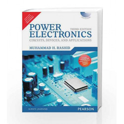 Power Electronics: Circuits, Devices and Applications by Muhammad H. Rashid Book-9789332535770