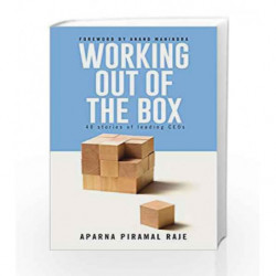 Working Out of the Box: 40 Stories of Leading CEOs by Aparna Piramal Book-9788184007350