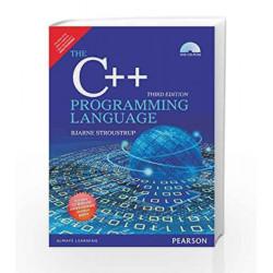 The C++ Programming Language - Anna University by Bjarne Stroustrup Book-9789332535824