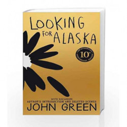 Looking For Alaska - 10th Anniversary Edition by John Green Book-9780008120924
