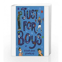 Just For Boys by Parragon Book-9781474824248