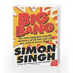 Big Bang by Simon Singh Book-9780007152520