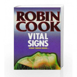 Vital Signs by Robin Cook Book-9780330321471