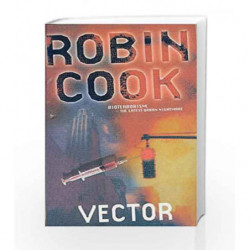 Vector by Robin Cook Book-9780330389907