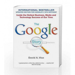 The Google Story by David A. Vise Book-9780330508124