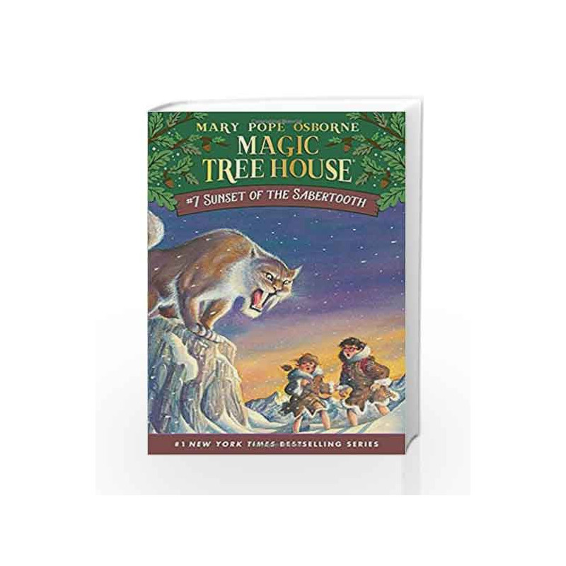 magic tree house saber tooth book report Sunset of the sabertooth magic tree house book 7 children's audiobook.