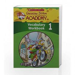 Geronimo Stilton Academy Vocabulary Workbook - Level 1 by Scholastic Book-9789814629669
