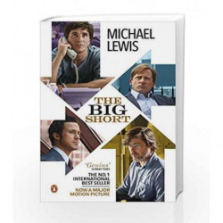 The Big Short Film Tie-In by Michael Lewis Book-9780141982946