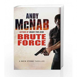 Brute Force (Nick Stone 11) by Andy McNab Book-9780552153799