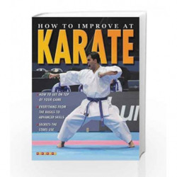 How to Improve at Karate by Jim Drewett Book-9781846966460