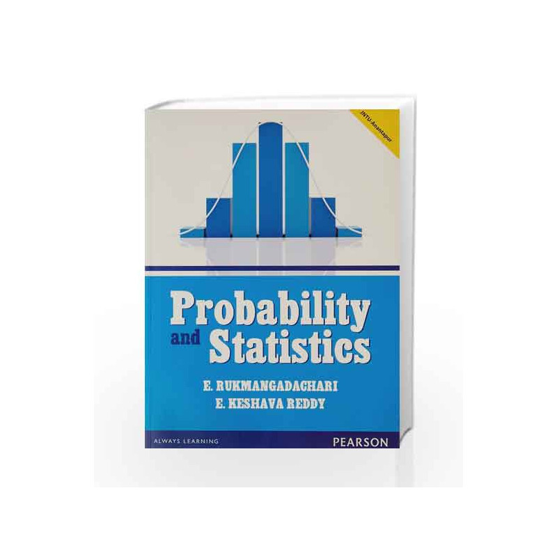Probability And Statistics by Keshava Reddy-Buy Online Probability And  Statistics Book at Best Price in India:9789332539051:Madrasshoppe com