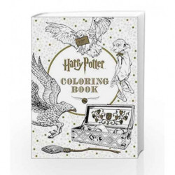 Harry Potter Coloring Book by NA Book-9781608878512