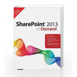 SharePoint 2013 on Demand by Steve Johnson Book-9789332539303