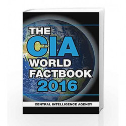 The CIA World Factbook 2016 by Central Intelligence Agency Book-9781634503280
