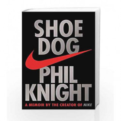 Shoe Dog by Phil Knight Book-9781471146718