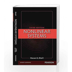 Nonlinear Systems, 3e by Khalil Book-9789332542037