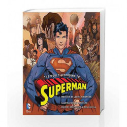 The World According to Superman (Insight Legends) by Louise Simonson Book-9781608874910
