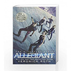 The Divergent Series Allegiant by Veronica Roth Book-9780008167165