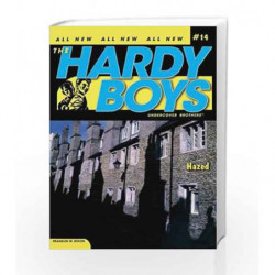 Hazed (Hardy Boys (All New) Undercover Brothers) by Franklin W. Dixon Book-9781416918035