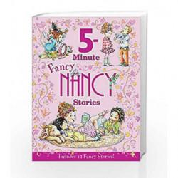 Fancy Nancy: 5 Minute Fancy Nancy Stories by Jane O'Connor Book-9780062412164