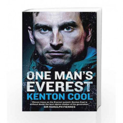 One Man                  s Everest: The Autobiography of Kenton Cool by Cool, Kenton Book-9780099594772