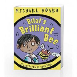 Bilal's Brilliant Bee by Michael Rosen Book-9781783443956