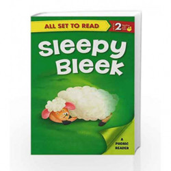 Sleepy Bleek: Phonic Reader by Rory Z Fulcher Book-9789385273834