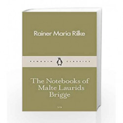 The Notebooks of Malte Laurids Brigge (Pocket Penguins) by Rilke, Rainer Maria Book-9780241261194