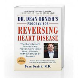 Dr. Dean Ornish's Program for Reversing Heart Disease by Dean Ornish M.D. Book-9780804110389