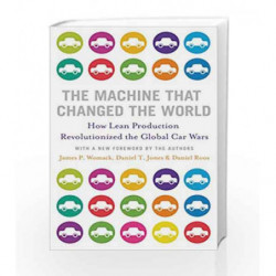 The Machine That Changed the World by Daniel Roos Book-9781847370556