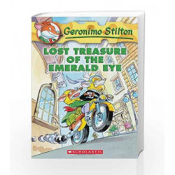 Lost Treasure of the Emerald Eye: 1: 01 (Geronimo Stilton) by Geronimo Stilton Book-9780439559638