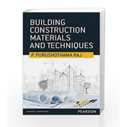 Building Construction Material & Techniq by P. Purushothama Raj Book-9789332544796