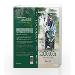 Sociology : Study of the Social Sphere 2 by Atal Book-9789332546080