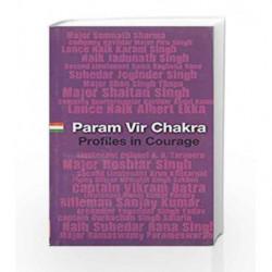 Paramveer Chakra: Profiles in Courage by Meera Johri Book-9788170287933