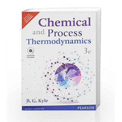 Chemical and Process Thermodynamics by Kyle Book-9789332549364