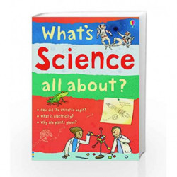What                  s Science All About? by Alex Frith Book-9781409547082