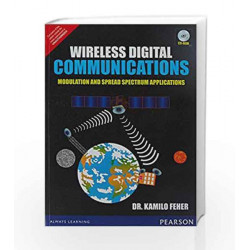 Wireless Digital Communications: Modulat: Modulation and Spread Spectrum Applications by  Book-9789332549401