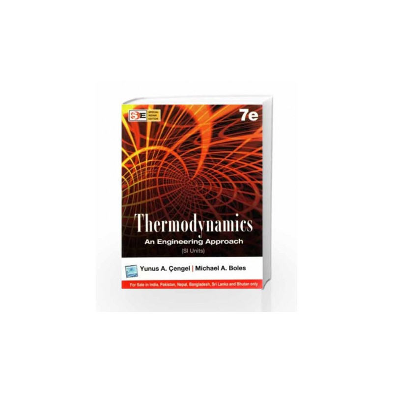 Thermodynamics By Cengel Buy Online Thermodynamics 7th Edition Book