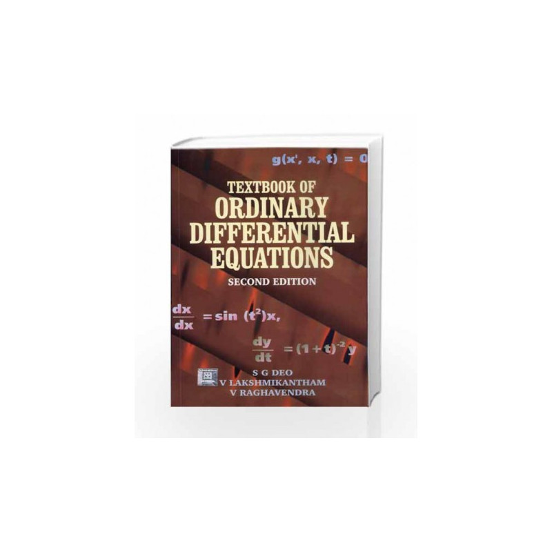Textbook of ordinary differential equations by deo buy online textbook of ordinary differential equations by deo2nd edition fandeluxe Images