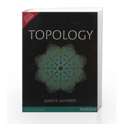 Topology by Munkres Book-9789332549531