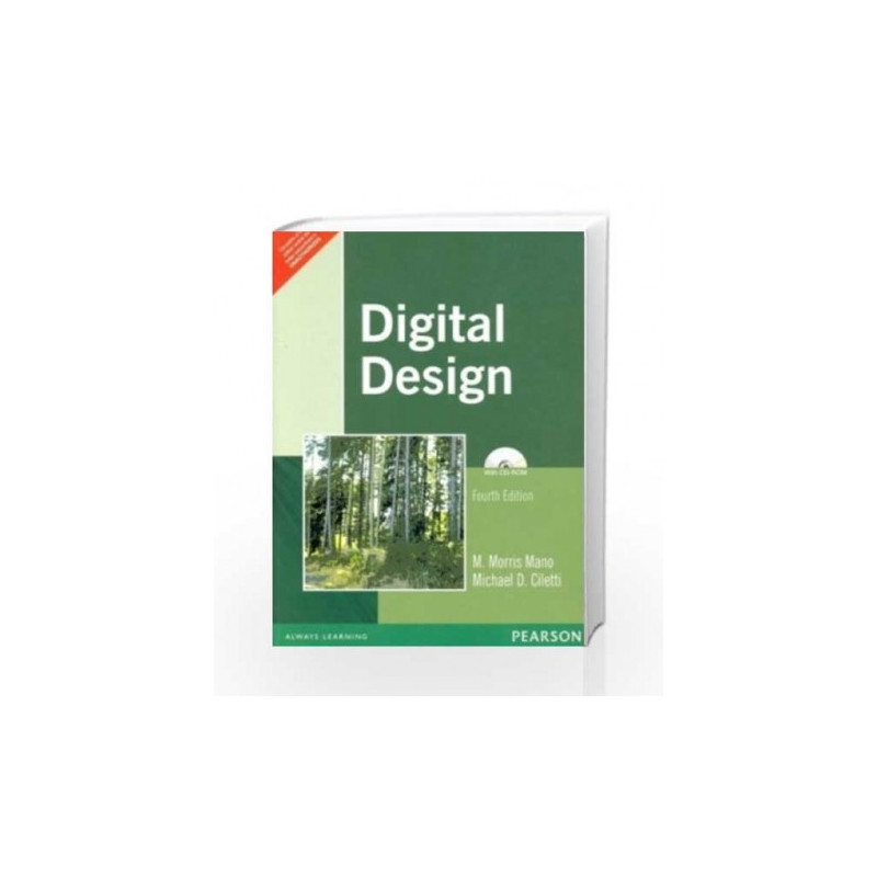 Digital Design By Mano Buy Online Digital Design 4th Edition Book 9788131714508 At Best Price In India Madras Shoppe