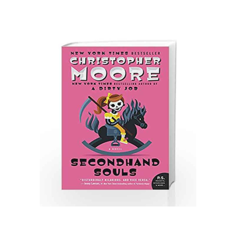 Secondhand Souls by Christopher Moore Book-9780061779794