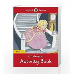 Cinderella Activity Book: Ladybird Readers Level 1 by LADYBIRD Book-9780241254172