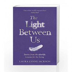 The Light Between Us by Laura Lynne Jackson Book-9781784751067